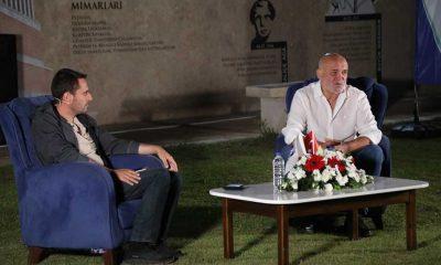 Ercan Kesal, Bodrum Edebiyat Atölyesi Günleri'nde konuştu