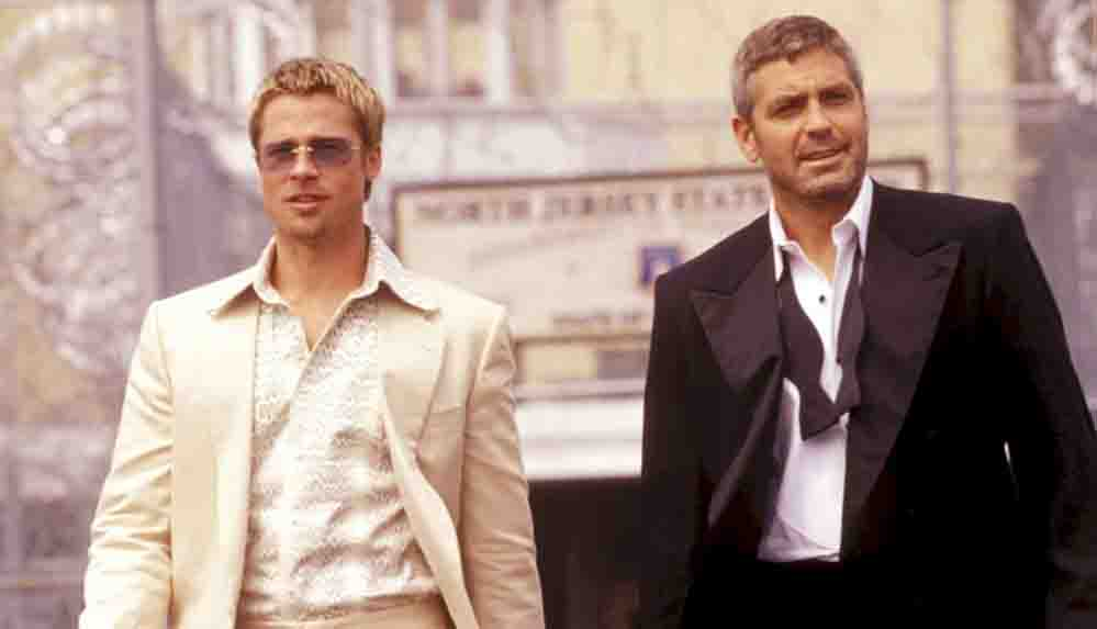Brad Pitt ve George Clooney, aynı filmde buluşacak