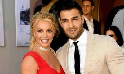 Britney Spears, 12 yaş küçük sevgilisi Sam Asghari ile nişanlandı