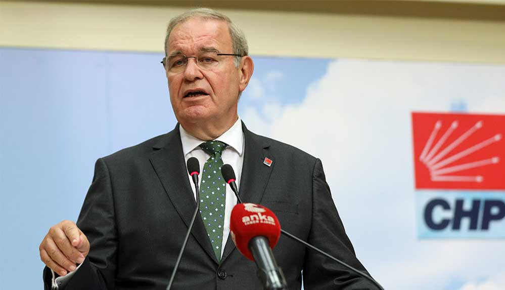 CHP Sözcüsü Öztrak, MYK toplantısına ilişkin açıklama yaptı