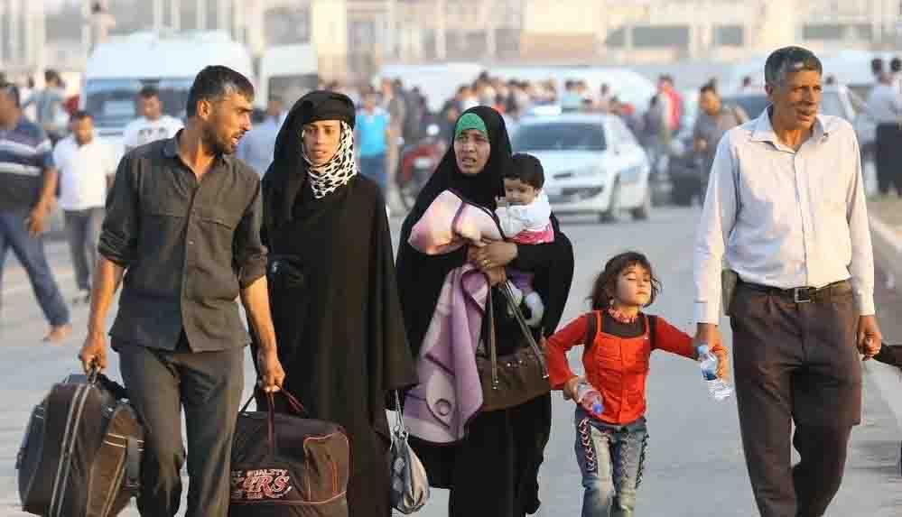 CHP'den İstanbul'daki sığınmacılarla ilgili rapor: 'Kapılar açılsa yüzde 90'ı Batı'ya göç eder'
