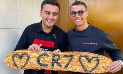 CZN Burak, Cristiano Ronaldo'nun kendisine teklifini açıkladı