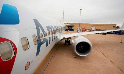 ABD'de hareket halindeki uçağın acil kapısından kanadına çıkan yolcu gözaltına alındı