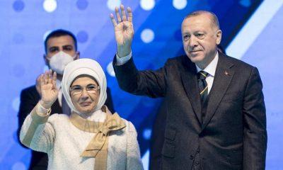 Cumhurbaşkanı Erdoğan: Eşimle şiir gibi bir yaşamımız var