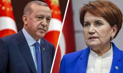 Cumhurbaşkanı Erdoğan'dan Akşener'e: Meral Hanım, sen kimi kime benzetiyorsun?