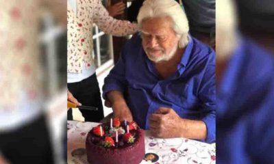 Cüneyt Arkın doğum günü paylaşımı: 'Uzun değil sevdiklerinle güzel yaşamak'