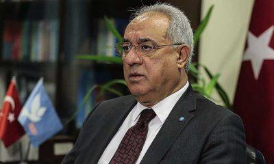"""DSP Genel Başkanı Aksakal: """"Türkiye Batı'nın sığınmacı deposu değildir"""""""