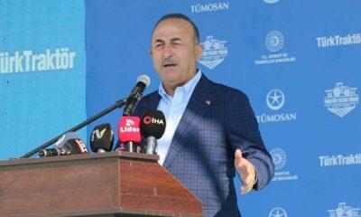 """Bakan Çavuşoğlu: """"Afganları göndermek doğru da değil mümkün de değil"""""""