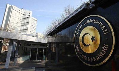 Dışişleri Bakanlığı, Kırım'daki Duma seçimlerinin Türkiye açısından hukuki geçerliliği olmadığını belirtti