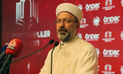 Diyanet İşleri Başkanı Erbaş'tan 'adli yıl' eleştirilerine yanıt