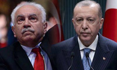 Doğu Perinçek: Erdoğan'ın etrafında dalkavuk ağı var, birilerinin doğruları söylemesi lazım