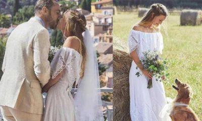 Düşes Kate'in kardeşi evlendi! Gelin, kayınvalidesinin gelinliğini giydi