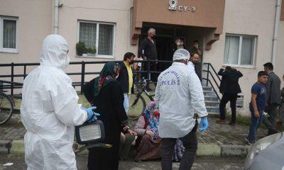 Bir haftadır aranan kişi, yeni taşındığı apartmanın bodrumunda ölü bulundu