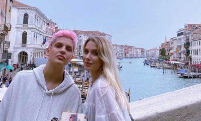 Ebrar Karakurt, kız arkadaşıyla İtalya'dan fotoğraf paylaştı