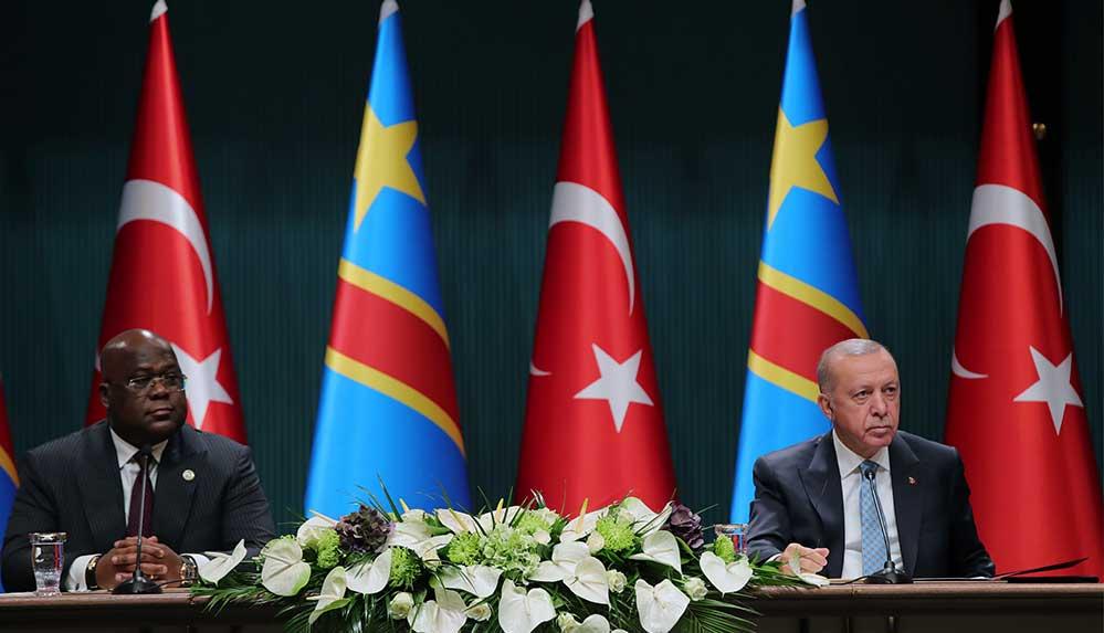 Cumhurbaşkanı Erdoğan: Salgın döneminde tıbbi yardımlarla Afrikalı kardeşlerimizin yanında olduk