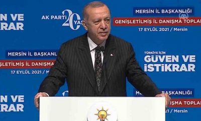 Erdoğan: Bizim hizmet anlayışımızla partizanlık, ötekileştirmek yoktur