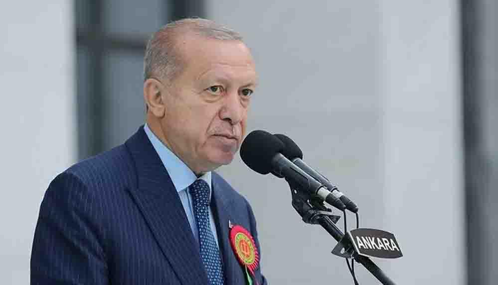 Erdoğan: Son 19 yılda ülkemize anlatması saatlerce, günlere sığmayacak eser ve hizmetler kazandırdık