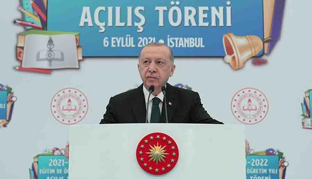 Erdoğan'dan aşı çağrısı: Devlet olarak bu hususta asla zorlayıcı yollara başvurmak istemiyoruz