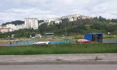 Erdoğan'ın açılışını yaptığı 20 milyon liralık botanik park çöp oldu