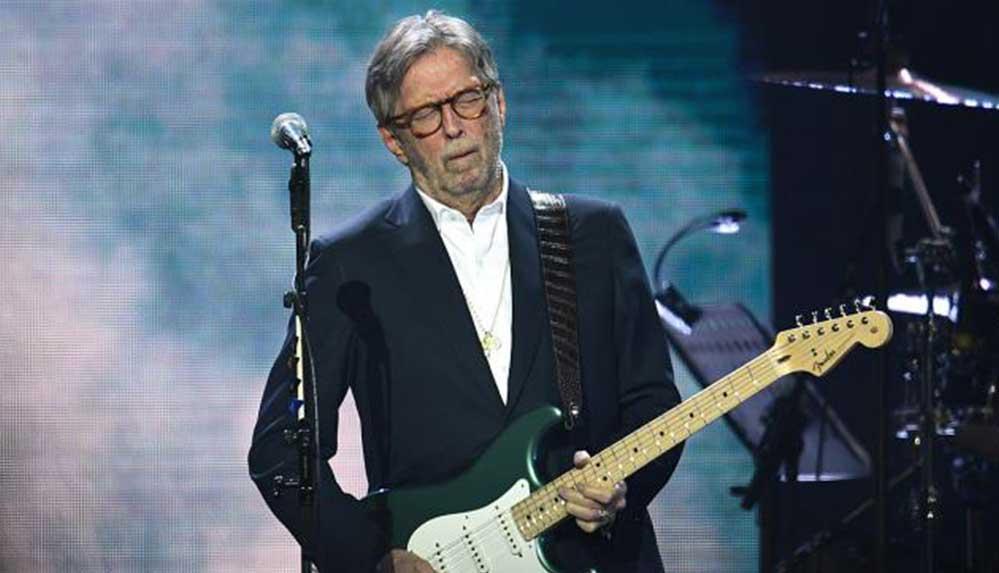 """""""Aşı zorunluluğu isteyen mekânlarda sahne almayacağım"""" demişti... Eric Clapton kararından vazgeçti"""