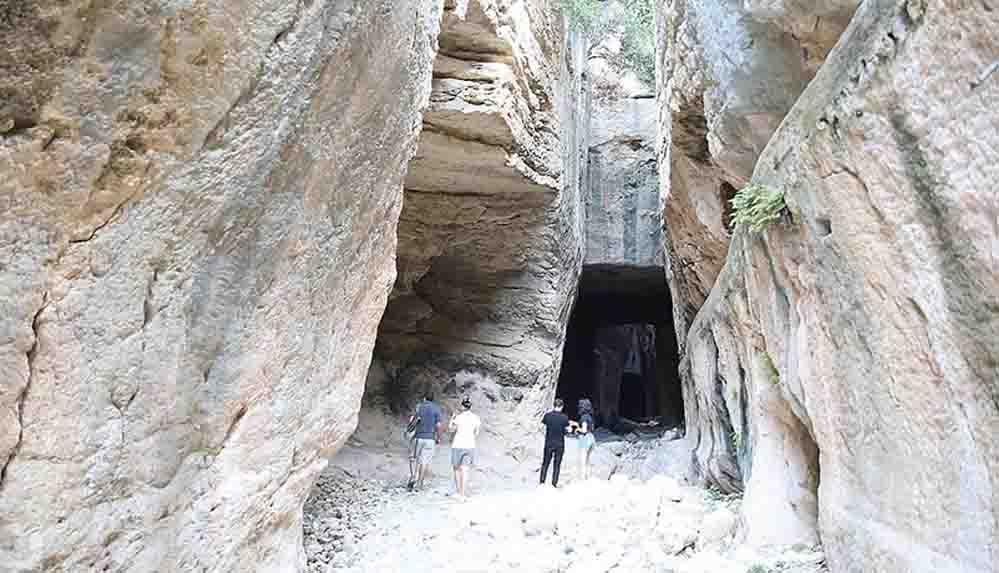 Esirlere yaptırılan Titus Tüneli 8 ayda 28 bini aşkın ziyaretçiyi ağırladı