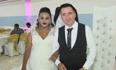 Etiyopyalı geline Kahramanmaraş'ta Türk usulü düğün