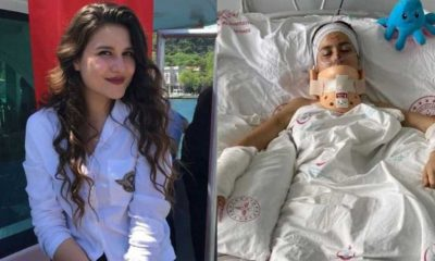 ABD'li mühendisin otomobiliyle çarptığı genç kız hastanede yaşam mücadelesi veriyor