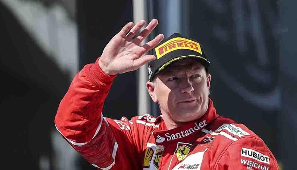 F1 pilotu Raikkonen koronavirüse yakalandı