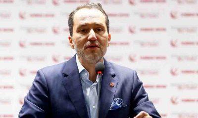 Fatih Erbakan: PCR testi zorunluluğuna karşı Danıştay'a başvurduk