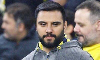 Fenerbahçe taraftarından Alişan'ı duygulandıran pankart