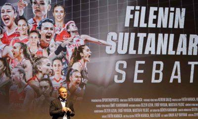 """""""Filenin Sultanları: Sebat"""" belgeselinin galası yapıldı"""