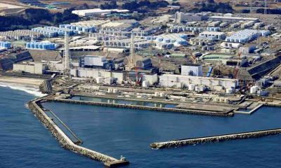 Fukuşima Nükleer Santrali'nden uyarı: Biriken radyoaktif atık kötü depolanıyor