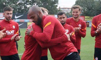 Galatasaray'da Kerem Aktürkoğlu ile Marcao barıştırıldı