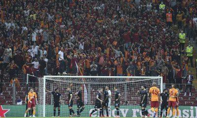 Galatasaray, İtalya temsilcisi Lazio'yu 1-0 yendi