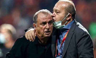 Galatasaray'da şaşırtan istifa!