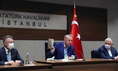 """Erdoğan, ABD'ye gitmeden önce konuştu """"Göçmenler konusunda tabii ki mesajımız olacak çünkü bunun en büyük yükünü, kahrını çeken biziz"""""""