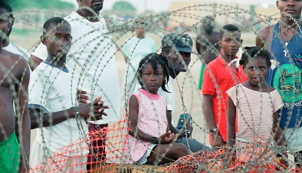 BM, ABD'nin Haitili düzensiz göçmenleri geri göndermesinden endişeli
