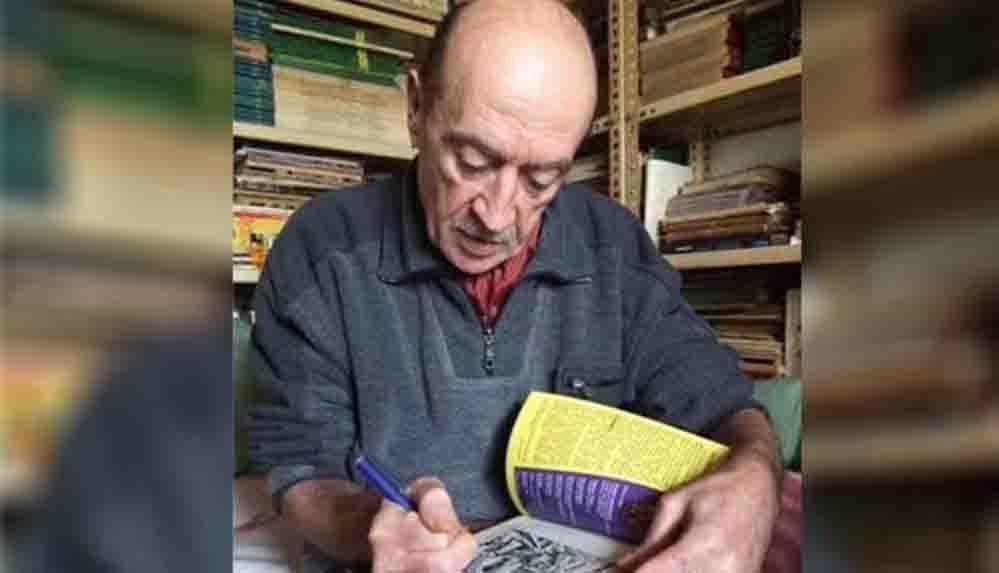 """Hızır Bey"" romanının çizeri Talat Güreli yaşamını yitirdi"