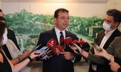 İBB Başkanı Ekrem İmamoğlu: İstanbulluların aklına kurban olayım