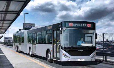 İBB'den metrobüs duyurusu!