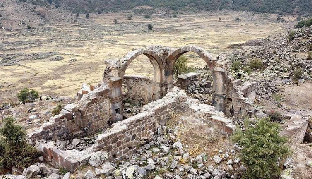 İç Anadolu'nun 'Efes'i olmaya aday Mokissos'ta kazılar başladı