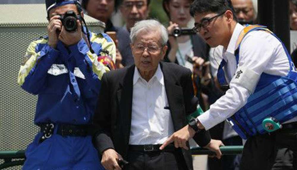 Japonya'da trafik kazasında ihmali saptanan 90 yaşındaki eski üst düzey bürokrata 5 yıl hapis cezası