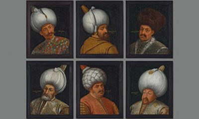 İngiliz müzayede evi altı Osmanlı padişahı portresini satışa sunacak