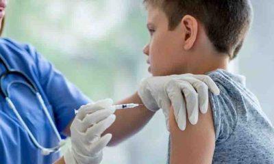 Pfizer/BioNTech'ten umut veren 5-11 yaş çocuklara aşı açıklaması