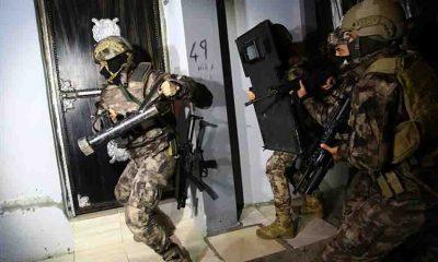 İstanbul merkezli 7 ilde uyuşturucu operasyonu
