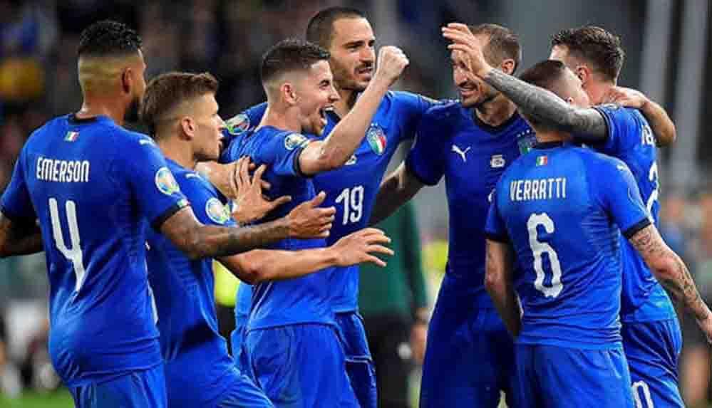 İtalya'dan dünya rekoru: Yenilmezlik serisi 36 maça çıktı