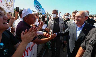 Kılıçdaroğlu: Saray'dan bakarsan çiftçinin durumunu göremezsin