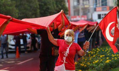 İzmir'in düşman işgalinden kurtuluşunun 99. yılı kutlanıyor