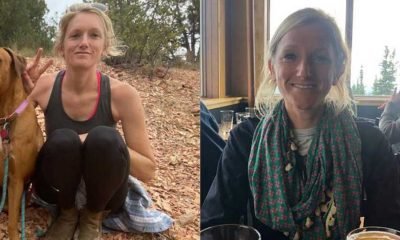 ABD'deki Glacier Milli Parkı'nda kaybolan kadın yürüyüşçünün cesedi bulundu