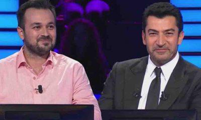 Kim Milyoner Olmak İster'de seyircilerin cevabı Kenan İmirzalıoğlu'nu bile şaşırttı
